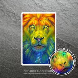 Pride Rising - Sticker