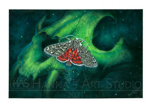Rebirth - Painting for sale!