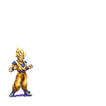 Goku Pixel Transformations by Cy689