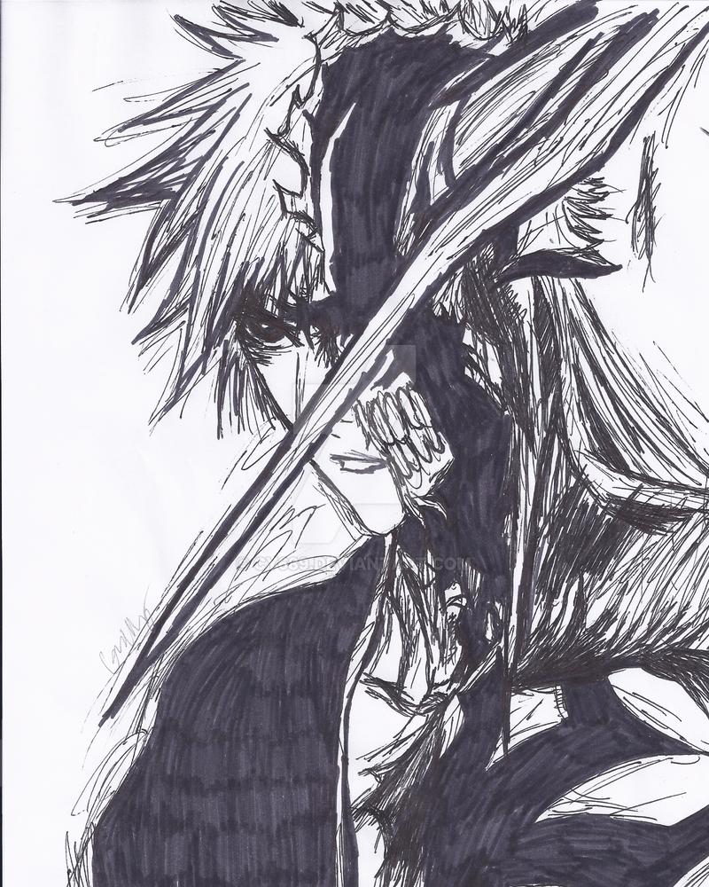 Kurosaki Ichigo by Cy689