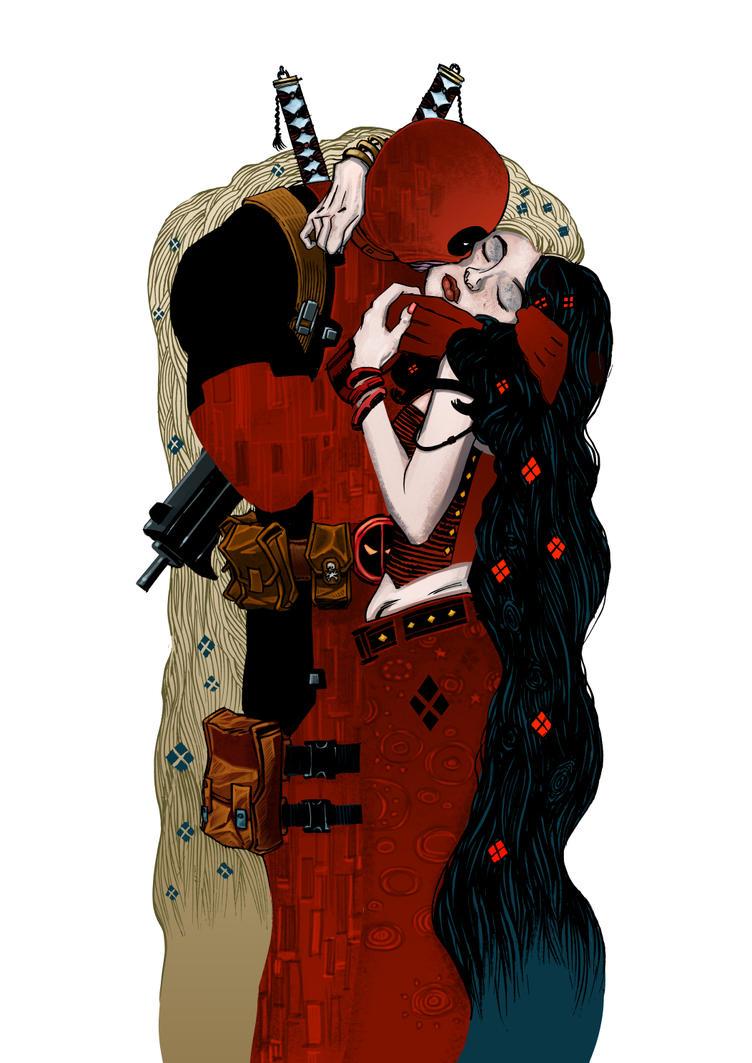 The Kiss by pauljholden