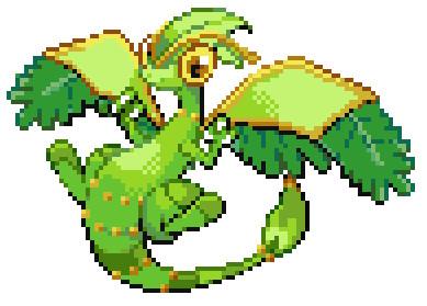 Leagon-Pokemon Fusion by Kmn483