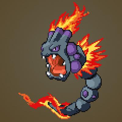 Wurm- Poke'fusion by Kmn483