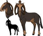 Centaur Ram