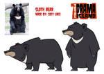TD Sloth bear
