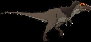 Tyrannosaurus Full Body