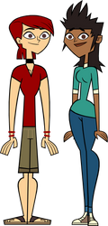 Mike and Zoey: Genderbend