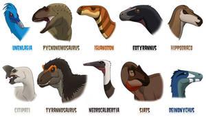 Dinosaur Profile Examples