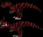 TD Style: Razor-Horn T. rex
