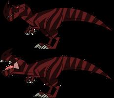 TD Style: Twin-Horn T. rex
