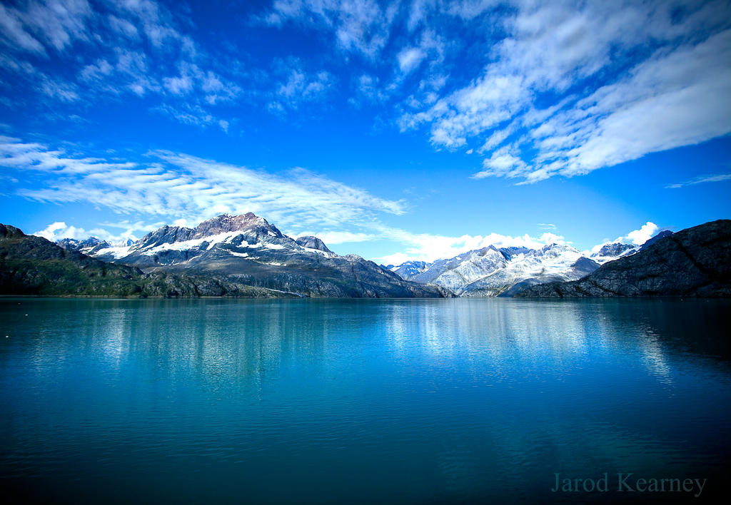 College Fjord, Alaska by jarodkearney