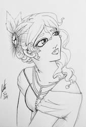 Carolina Girl by Shiroimiko