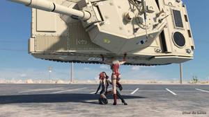 Ms Goodbody: Tank vs Tank