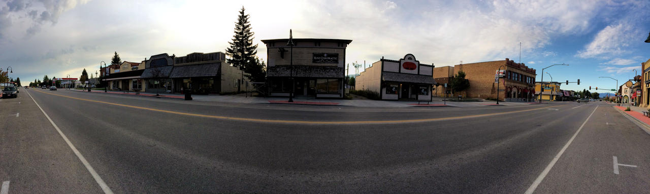 Idaho Morning by darkmirror29