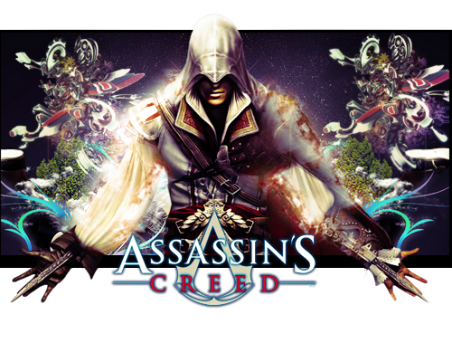 G man's collection - Page 4 Assassin_s_creed__ezio_by_giladavny-d6rb1ib