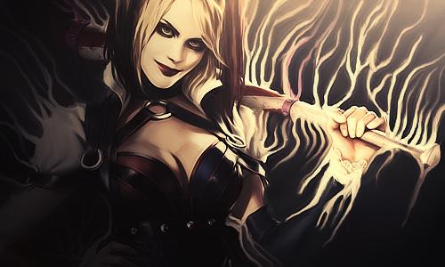 Harley Quinn by GiladAvny