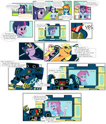 Project: Equestria Girls by Koopa-Master