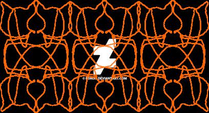 ScribbleCats4Pattern1 by Ponix7