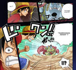 One piece Chapitre 626 Page 3