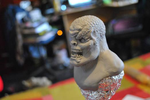 Locust head sculpt3
