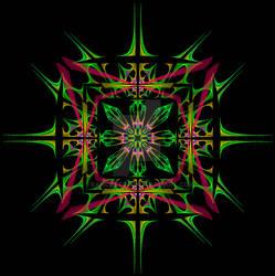 Fluor String Art Project 1
