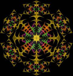 Fluor String Art Project 2