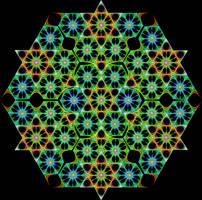 Cosmic StringArt