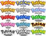 Pokemon Logo Design Concepts