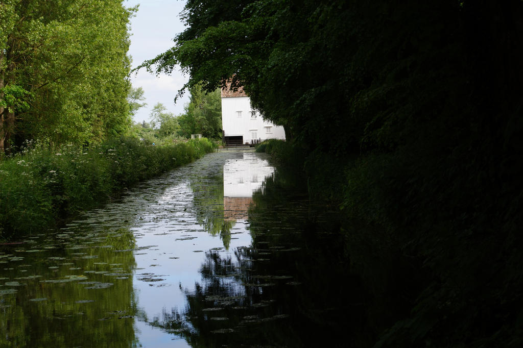 Lode Mill by Iandbolt