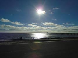 Felixstowe Pier by Iandbolt