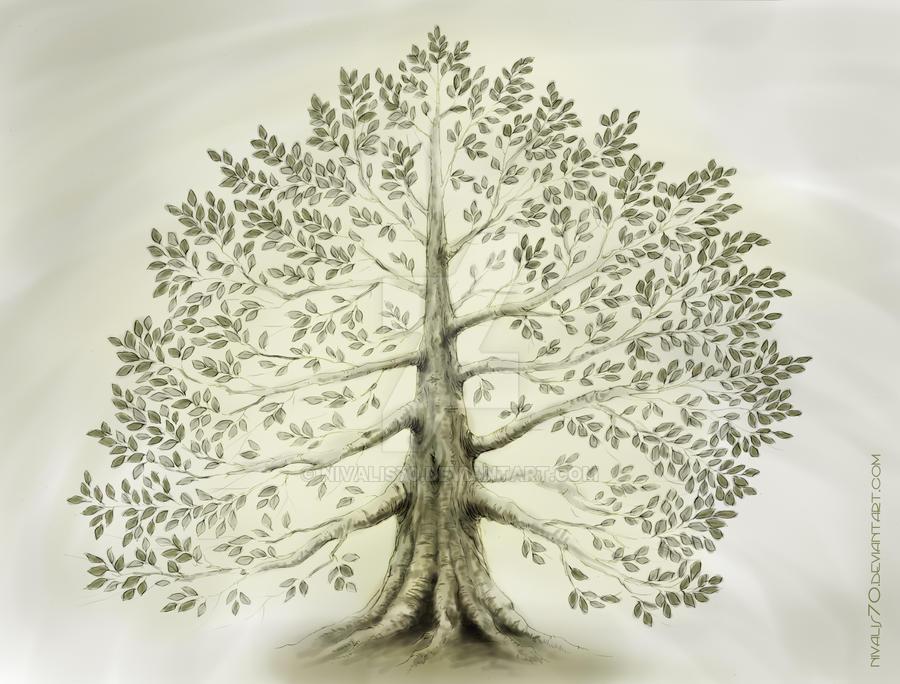 Tree by Nivalis70