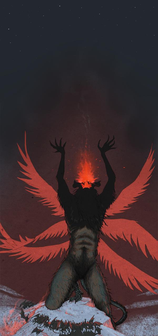 Satan by Nivalis70
