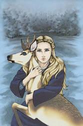 The Deer's sister