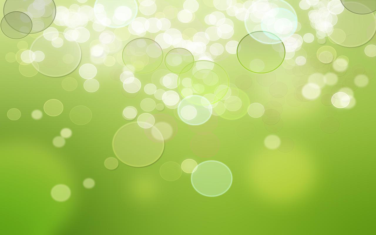 Green Bokeh by Momez on DeviantArt