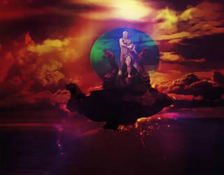 Poseidon by Momez