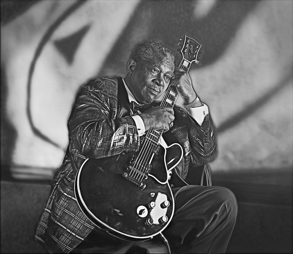 BB King by Momez