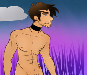 Sexy Markiplier by LifeIsHecc