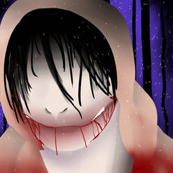 Jeff The Killer! by LifeIsHecc