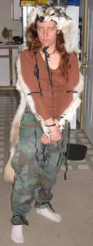 Custom wolf dancing skin 1 by lupagreenwolf