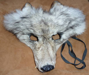 Red's Wolf Mask