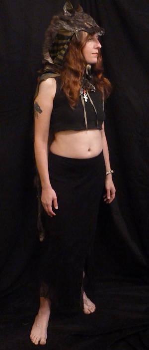 Goddess Anput Headdress 1
