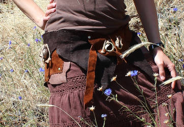Steampunk Scavenger - Tail Belt 2