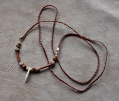 Kit Fox Tooth Jewelry FS! by lupagreenwolf