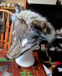 Wolf mask #4