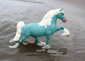 New Breyer Custom: Poseidon!
