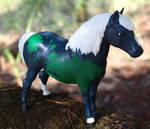 Gaea - Breyer Custom Shetland Pony