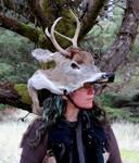 Buck Deer Headdress