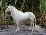 Juliet - custom Breyer Halla unicorn