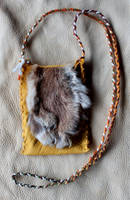 Caracal Paw Pouch and More! by lupagreenwolf