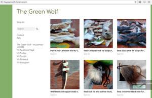 Dead Stuff on Storenvy by lupagreenwolf